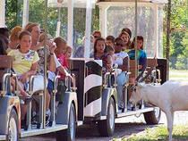Der Metro Richmond Zoo in Moseley, Virginia © Metro Richmond Zoo